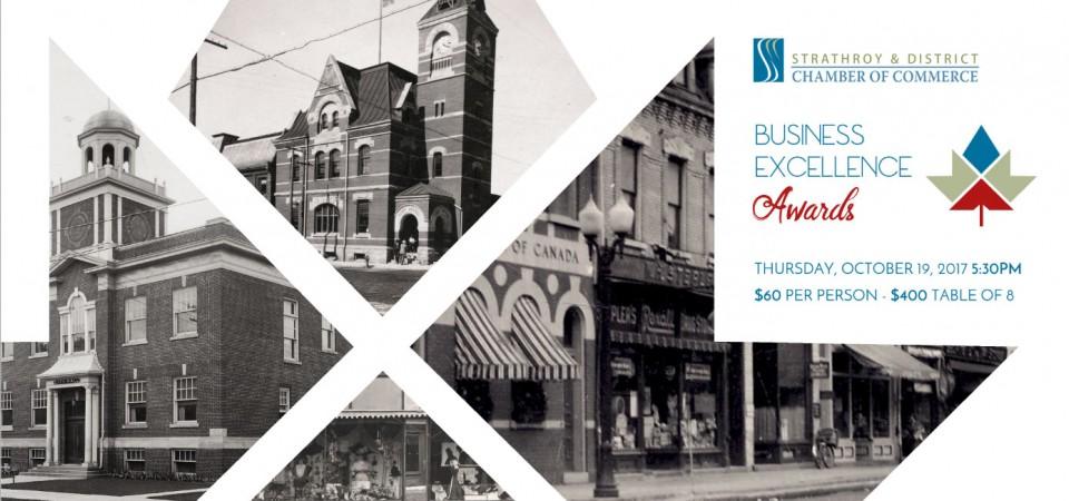 historic downtown Strathroy